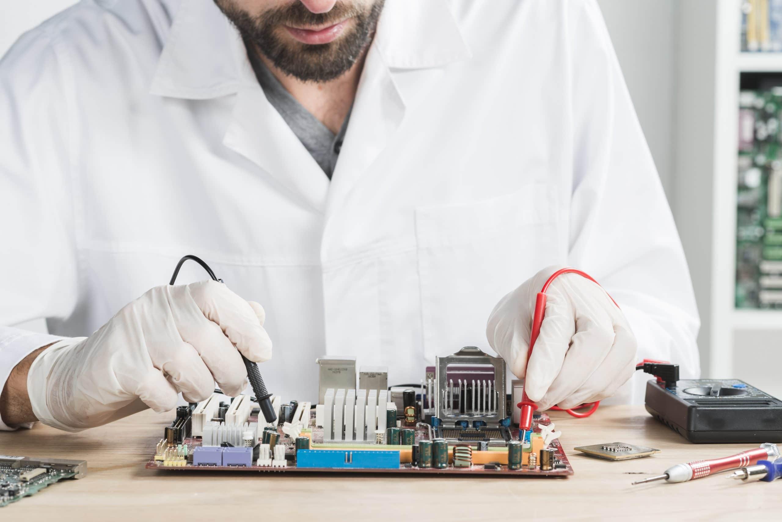 Computer reparation - hvordan fungerer det?